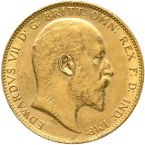 Gold Sovereign 1903 - Edward VII