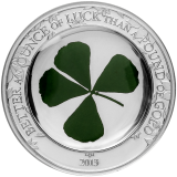 Ounce of Luck 2013 Coin